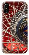 Duesenberg Wheel IPhone Case