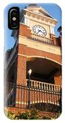 Duluth Clock Tower IPhone Case