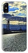 Duluth Lift Bridge IPhone Case