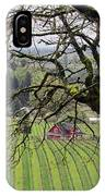 Dundee Hills Wine Country IPhone Case