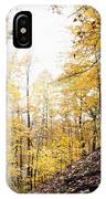 Dune Land Forest IPhone Case