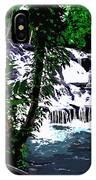Dunns River Falls Jamaica IPhone Case