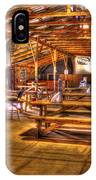 Durhamtown Redneck Bar Art IPhone Case