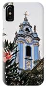 Durnstein Parish Church IPhone Case