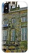 Dutch Architecture Of The Golden Age For Town Hall In Enkhuizen- IPhone Case