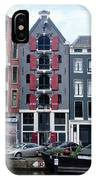 Dutch Canal House IPhone Case