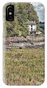 Dylan Thomas Boathouse At Laugharne 2 IPhone Case