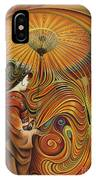 Dynamic Oriental IPhone Case