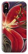 Dynamic Reds IPhone Case