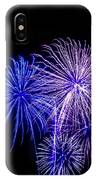 Radiant Hues Explode IPhone Case