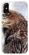Eagle Cry IPhone Case
