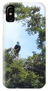 Eagles Nest IPhone Case