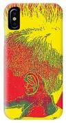 Early Ancestry Micro Me Portrait 11 IPhone Case