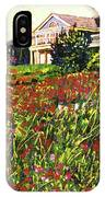 Early Evening At Cape Cod IPhone Case