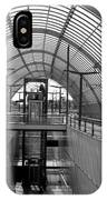 Early Morning In Station Sloterdijk In Amsterdam IPhone Case