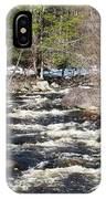 Early Spring Thaw IPhone Case