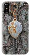 Earring In A Tree IPhone Case