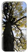 Earth Day Special - Ancient Tree IPhone Case