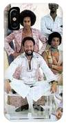Earth Wind And Fire Autographed Photo Of Group IPhone Case