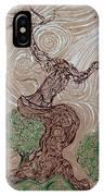 Earthen Tree IPhone Case