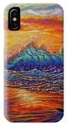 Earths Edge IPhone Case