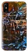 Earthy Abstract IPhone Case
