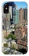 East Midtown Aerial IPhone Case