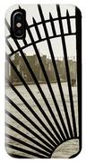 East River Spoke - New York City IPhone Case