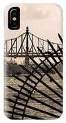 East River View IPhone Case