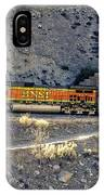 Eastbound Ascending IPhone Case