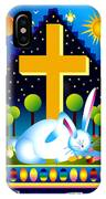 Easter Card IPhone Case