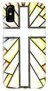 Easter Cross 3 IPhone Case