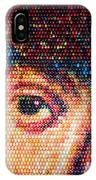 Easter Eggs Mosaic IPhone Case