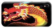 Eastern Dragon IPhone Case