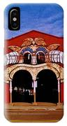 Eastern Market Painted Barn IPhone Case