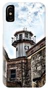 Eastern State Penitentiary Guard Tower IPhone Case