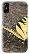 Eastern Tiger Swallowtail 8564 3241 IPhone Case