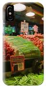 Eat Your Fruits And Vegetables IPhone Case