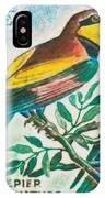 Eater Conservation Camargue IPhone Case