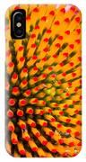 Echinacea Bloom IPhone Case