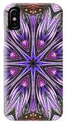 Echinacea Flower Mandala IPhone Case