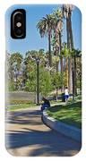 Echo Park Los Angeles IPhone Case