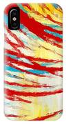Eclectic Rays  IPhone Case
