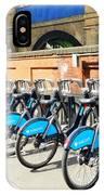 Ecological Transport IPhone Case