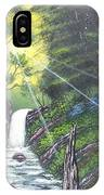 Eden's Bridge IPhone Case