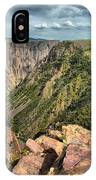 Edge Of The Black Canyon IPhone Case
