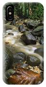 Edmond Forest Reserve On Saint Lucia IPhone Case