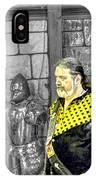 Edward I V Of England IPhone Case