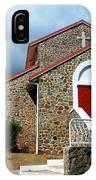 Eglise Catholique De Quartier D'orleans IPhone Case