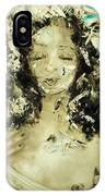 Egyptian Goddess IPhone Case by Laurie Lundquist